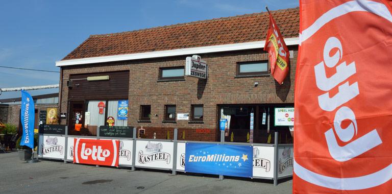 Café Zeswege, uw gezellige bruine kroeg te Wingene/Zwevezele